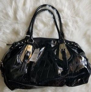 New Vanity black purse